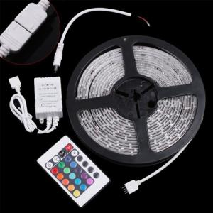 Smd 5050 Addressable Rgb Led Strip Ip20 Ip65