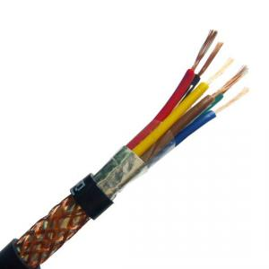 Ul2651 Xlpe Insulation, Lead Sheath, Steel Armored, Copper Braid Shield Cable