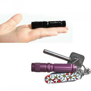 Waterproof Mini Led Flashlight Option Color