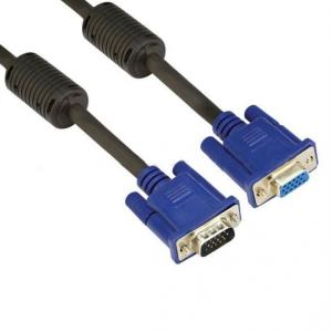 High Speed Vga Cable Male To Male With Ferrites,Vga To HDMI Cable