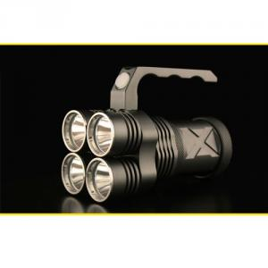New Arrival SL4U XML2 U2 4000LM 18650 High Power Aluminum Rechargeable CREE LED Flashlight