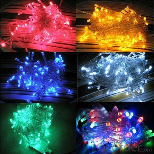 Waterproof Led Fairy Light With 8 Function,Copper Wire,Christmas & Halloween Decoration