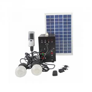 China Best 5W 9V Solar Panel 4.5A Battery Solar System With Mobile Charge Cell Phone Charger