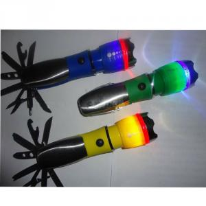 High Quality Multi-function Led Torch / Flashlight Torch / Torch Light