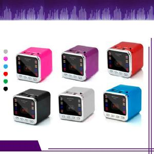 Top Sale With Compatible USB/Fm Mini Speaker