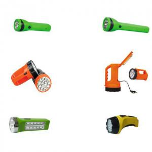 1W LED Rechargeable Portable Flashlight