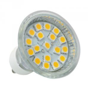 2.5W Gu10 LED 18SMD Spotlight