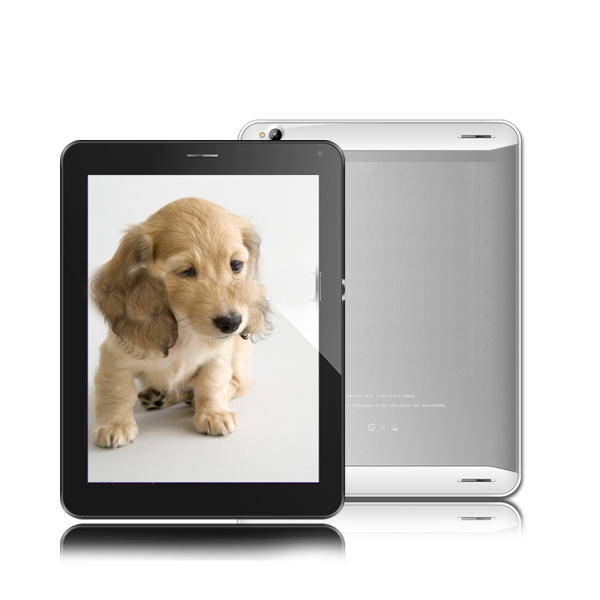 9.7&Quot; Ips Mtk8382 Quad Core Tablet 2Mp Dual Cameras Tablet Pc Android4.2