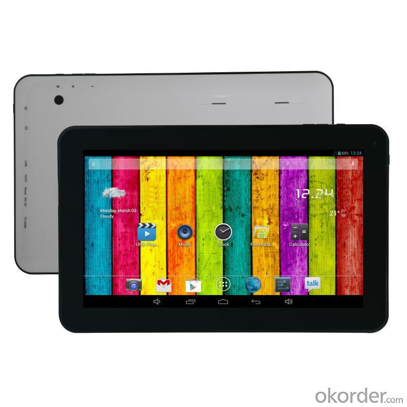 Newly Arrival 10.1Inch Allwinner A23 With Bluetooth Dual Core Android Tablet Pc