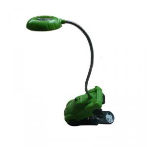 Rechargeable Led Table Lamp With Clamp