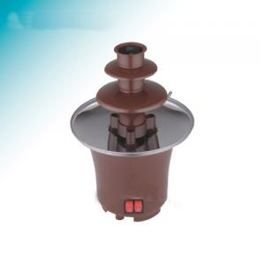220V/65W,120V/40W Mini Chocolate Fountain For Home Use Cf-J17