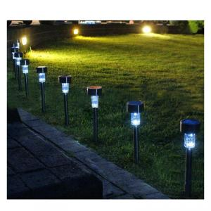 Newest 2 LED Garden Light (Obh156) From China Factory
