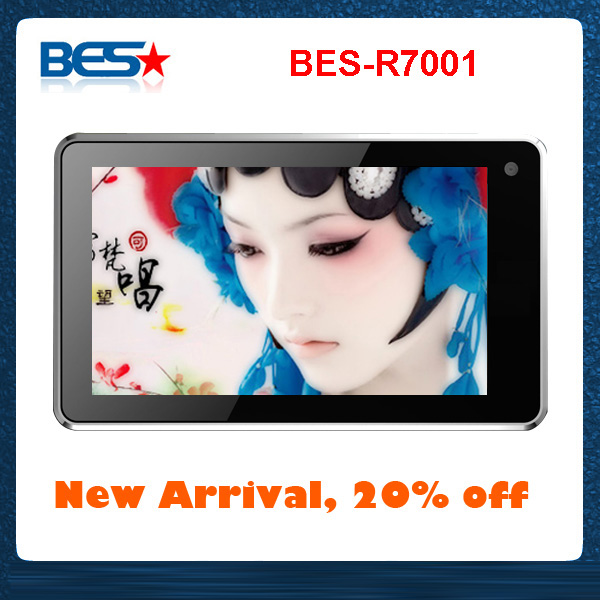 Promotinoal Tablet 7 Inch Tablet With Dual-Core