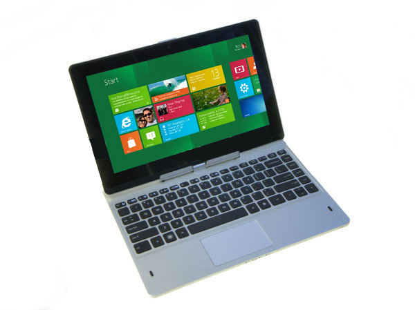 The super slim 11.6 inch mini laptop