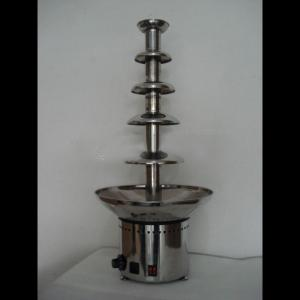 Full Stainless Steel Commercial Chocolate Fountain