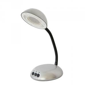 Table Led Usb Light Lamp With Fan Foldable Fan With Battery Sock