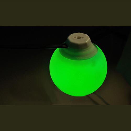 100Mm Dmx Rgb Led Festoon Lighting String