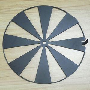 Metal Damper Rotating Plate for HVAC