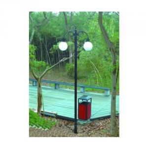 Led Power Source Solar Garden Light Warm White From China Factory