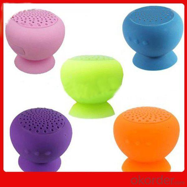 2014 New Design Bluetooth Speaker Waterproof Wireless Speaker With Good Quality