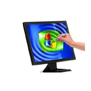 Competitive Price 17 Inch Lcd Pos Monitor Touch Screen Monitor