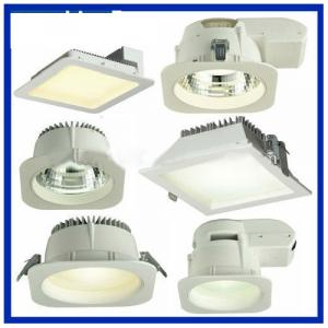 Square Led Downlight 50W 10W 20W