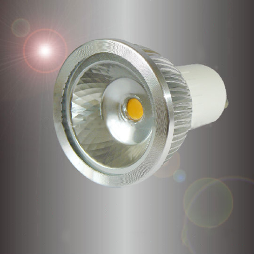 5W Gu10 Led Spot Lamps Saa Rohs Approved Electronic Lighting