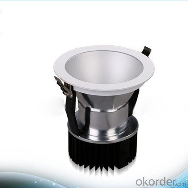 6 Inch COB LED Downlight 50W With MEAN WELL Driver