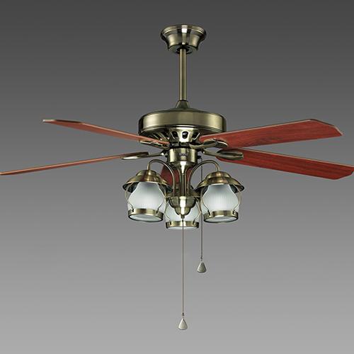 Ceiling Fan with Light 52