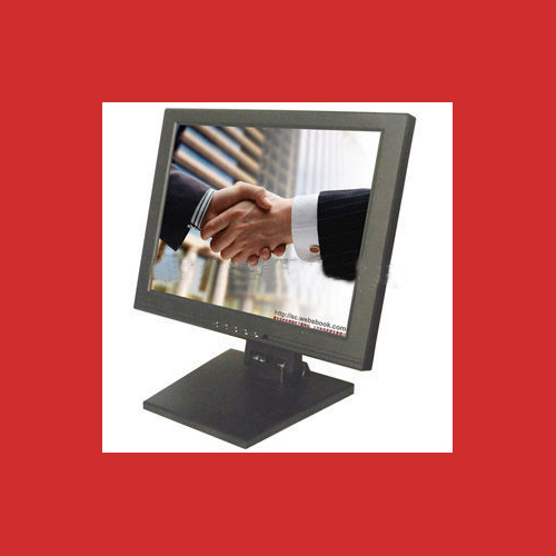 15&Quot; Inch Lcd Vga Cheap Touch Screen Monitor