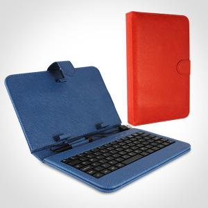 7 Inch USB Keyboard Leather Case For Android Tablet, Universal Tablet Pc Keyboard Case 7/8 /9/9.7/10.1Inch Tablet Case