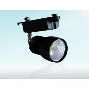 Ce Saa Approval High Cri Citizen Cob 35W Led Gallery Track Light Adjustable