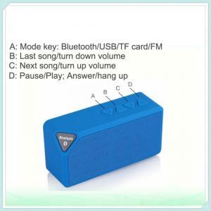 16 Dual Core Bass Wireless Speaker , Cheap Bluetooth Speaker