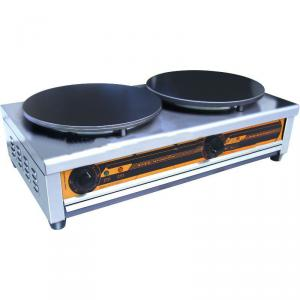 Electric Crepe Maker Double Heads 86*46*24cm