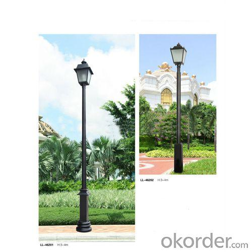 High Quality Landscaping Waterproof LED Solar Garden Light From China Manufacturer