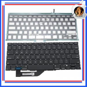 Brand New 15.4&Quot; Laptop US Keyboard &Amp; Backlight For Macbook Pro Retina A1398 Mc975 Mc976