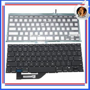 Brand New 15.4&Quot; Laptop US Keyboard &Amp; Backlight For Macbook Pro Retina A1398 Mc975 Mc976