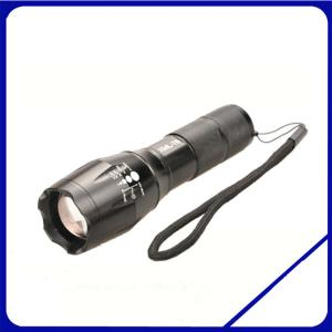 Factory Price Customize Hot Sale Export Rechargeable Led Aluminum Alloy Zoomable Torch Light GHS-T3