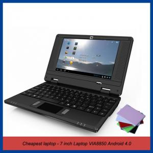"Mini Laptop 7"" Via 8850 Android 4.2 OS"
