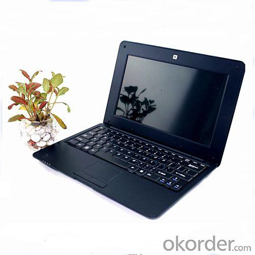 New and original cheap netbook laptops wholesale 10.1 inch Android 4.2 with VIA8880 dual core, 8G WIFI