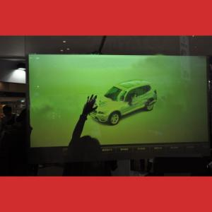 2014 New Transparent Multi-Touch Foil/Film 17''-167'' Wit Best Offer