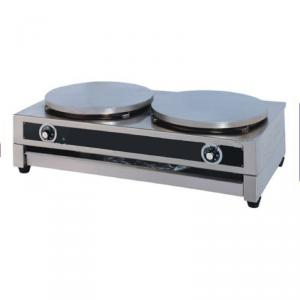 Crepe Maker with 1 Year Warranty