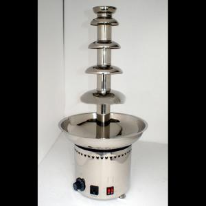 2014 Hot Selling 5 Tiers Party Chocolate Fountain /Chocolate Machine Sc-Q05