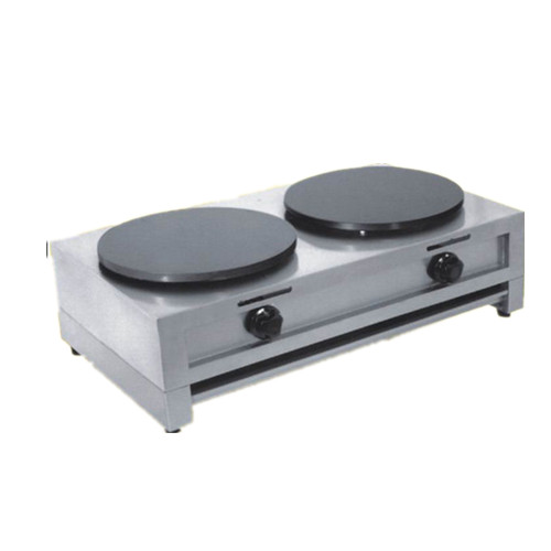 Single Plate Crepe Maker Made from Stainless Steel