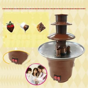 Oxgift Chocolate Fondue Fountain/Electric Chocolate Fondue Fountain
