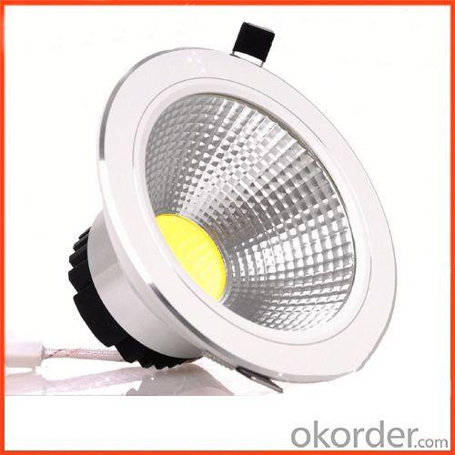 Led COB Downlight 15w High Light Efficient Good Quality Aluminum Body