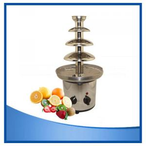 Hot Sell Aot Cff-2008A6 Model Chocolate Fountain With Big Bowl