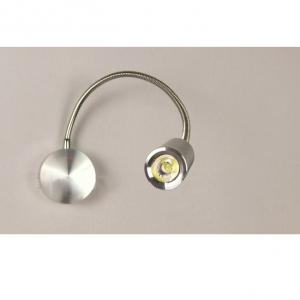 Led 3W Gooseneck Bedside Led Wall Light, In Big Stock