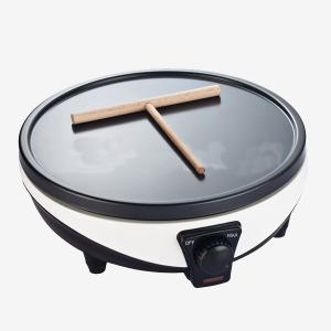 Crepe Maker Machine Removable Non-stick Coated Crepes Pan