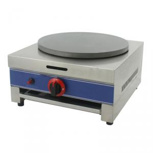 Gas Crepe Maker with 400mm Diameter Round Heater